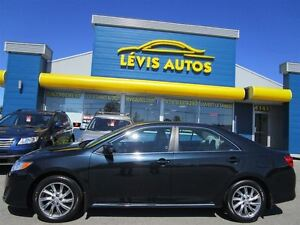 2012 Toyota Camry LE MAGS GPS SEULEMENT 49600 KM !! A VOIR !!