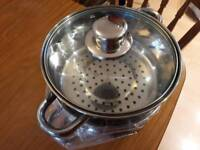 Brand New 3-Tier Steamer