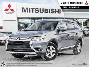 2016 Mitsubishi Outlander GT - Leather Seats, V6 Engine, Sunroof