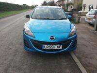 2009 Mazda 3 diesel low miles drives well
