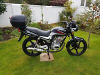 Lexmoto arrow 125. V quick + reliable. Fantastic condition. New mot . Lovely bike . £695 bargain !