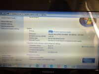 Windows 7 & MS Office Fully Working Laptop