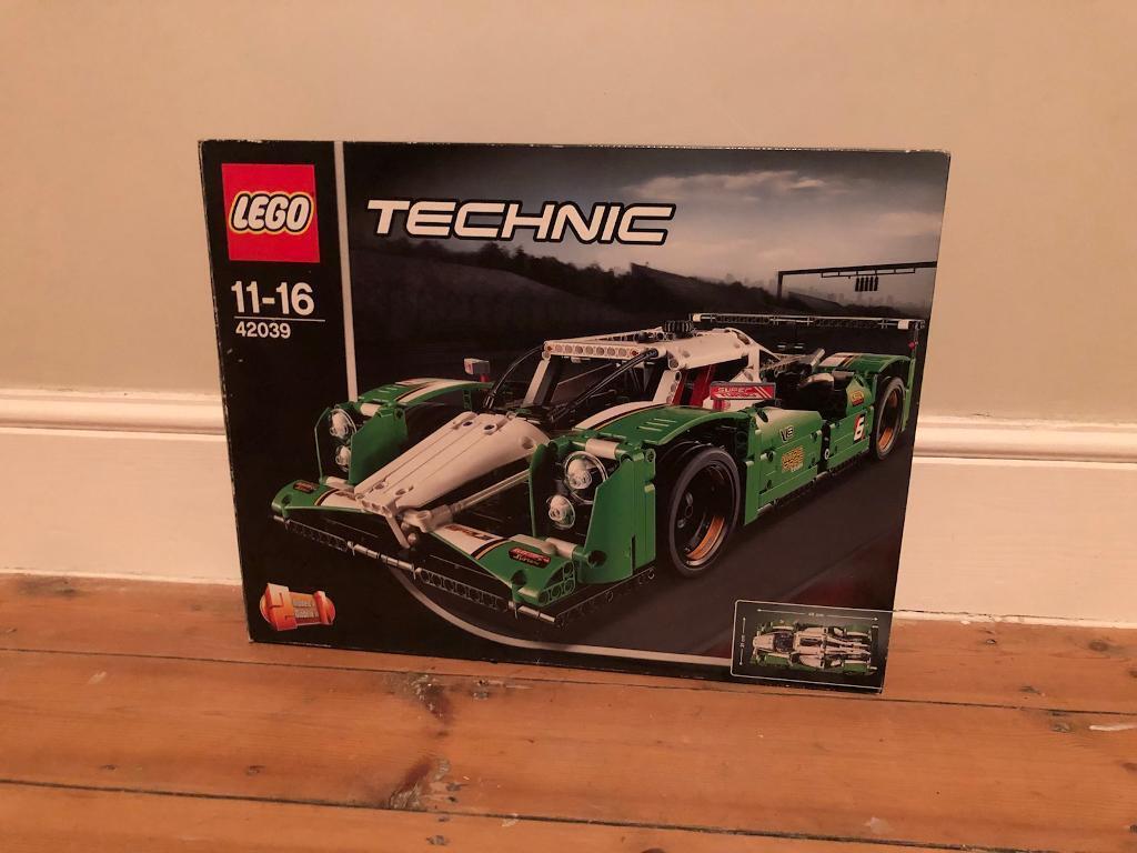 LEGO TECHNIC 42039 Le Mans