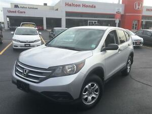 2013 Honda CR-V LX | 5SP | ALLOYS | REARVIEW CAMERA | BLUETOOTH