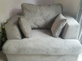 Cuddle sofa brand new