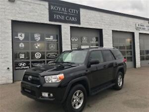 2013 Toyota 4Runner SR5 NO ACCIDENTS LOW KMS NEW TOYO TIRES