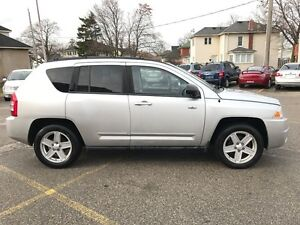 2010 Jeep Compass NO ACCIDENT - SAFETY & E-TESTED Cambridge Kitchener Area image 3