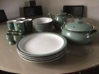 Denby Regency Green Dining Set