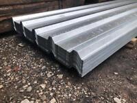 ⚙️ Box Profile Galvanised Roof Sheets •New•