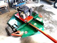 QUAD ATV MOWER TOPPER