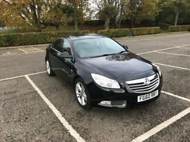 Vauxhall Insignia CDTi 16V SRI - 2010 BLACK, LOW MILEAGE