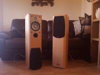 Infinity Alpha 30, Floor Standing Speakers.