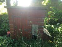 12 bird henhouse