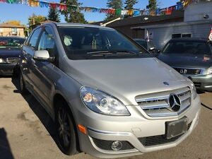 2009 Mercedes-Benz B-Class Low KM 111K B200 Bluetooth Alloys All