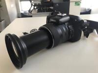 Samsung DSLR camera