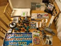 Wii Bundle + 9 Games/Fit Board
