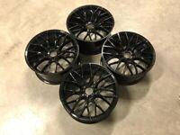 "18"" Inch BMW 405 style Alloy wheels E90 E91 E92 E93 F10 F11 F30 F31 1 2 3 4 5 Series 5x120"