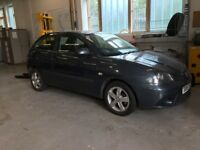 2007 (57) Seat Ibiza 1.2 12v For Sale