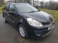 Renault Clio 1.5 DCi Sports Tourer Estate ~ DELIVERED FREE