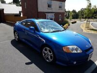 Hyundai V6 Coupe Very low mileage for year, garaged for the last 15 months