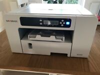 Sawgrass Virtuoso SG400 Sublimation Printer - 11 Months Warranty & 1 Month Old inc £100 of paper
