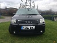 Audi A2 1.4 *5 Seater edition *67K *FSH