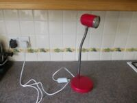 Home base desk lamp very good condition