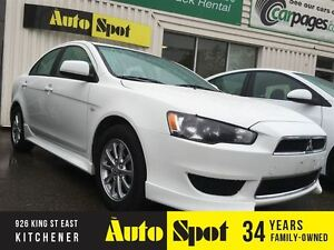 2014 Mitsubishi Lancer SE/ CRAZY EXTENDED WARRANTY!!/ PRICED FOR