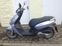 Peugeot kisbee scooter