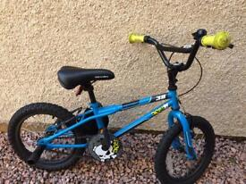 """Apolo Ace 16"""" boys bicycle (age group 4-6 years aprox)"""
