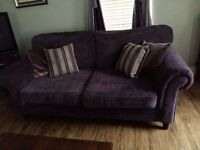 Two sofas almost like new