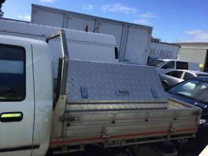 TOYOTA HILUX UTE TRAY BACK ALLOY SINGLE CAB Dandenong South Greater Dandenong Preview