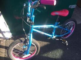 """Brand new bike girls 16"""""""