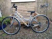 New Falcon Swift Womens Hybrid Bike Swap for good phone