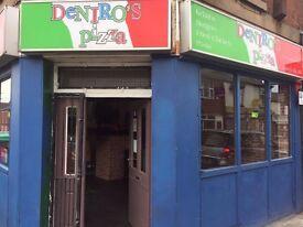 pizza takeaway for sale in tylesley