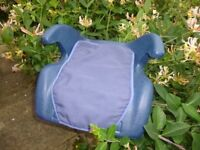 Car Booster Seat for Children purchased from Halfords
