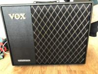 Vox Vt100x guitar amplifier brand new.