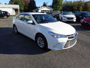 2016 Toyota Camry LE BLUETOOTH A/C CRUISE GR.ELEC. ET +