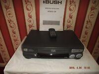 Bush video player.
