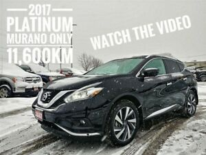 2017 Nissan Murano Platinum Fully Loaded  FREE Delivery