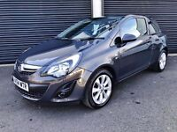 2014 VAUXHALL CORSA 1.3 CDTI EXCITE DIESEL 1 OWNER FROM NEW FSH