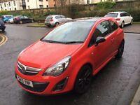 2013 Corsa sri 1.4 petrol, FSH, new MOT, £ 3850
