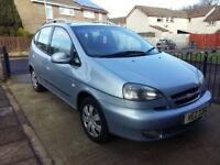 chevrolet tacuma good family car 9 months mot 2 keys new clutch fitted