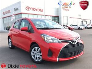 2016 Toyota Yaris LE LOW KMS!!+ POWER GROUP