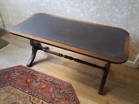 HIGHLY COLLECTABLE - Bevan Funnell Coffee Table