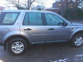 Land Rover, FREELANDER, Estate, 2008, Manual, 2179 (cc), 5 doors