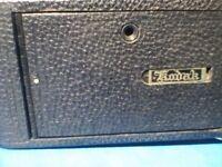 Vintage Kodak Eastman Camera (circa 1930). Please see photos for condition.