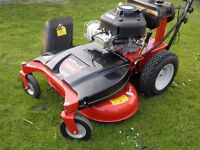 """""""AS NEW"""" MTD PRO Wide Cut Mower 84cm, twin blade, mulch or side discharge £800"""
