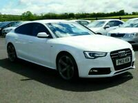2013 Audi A5 2.0 tdi S-Line Black edition 177bhp with only 62000 miles, motd may 2021