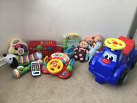 Job lot of toddler toys